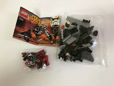 LEGO Star Wars Shadow Troopers 75079 New without Box