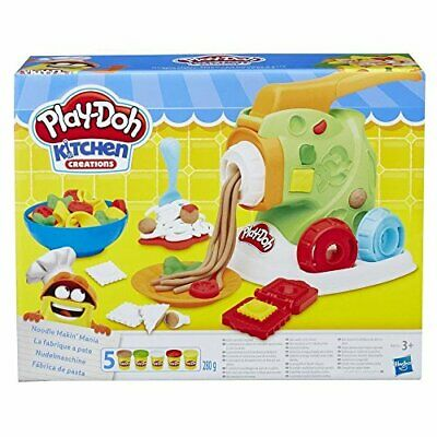 PLAY-DOH Kitchen Creations Noodle Makin Mania (New)