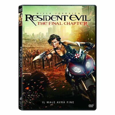 Universal Pictures Dvd resident evil - the final chapter - 0670505-B -