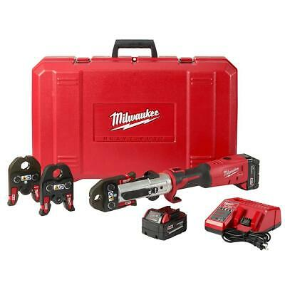 Milwaukee 2773-22L M18 18-Volt 1/2 in. to 1 in. FORCE LOGIC Long Throw Cordless