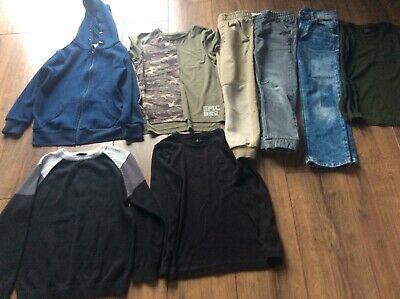 Boys Clothes Bundle Age 6-6-7 Years Hoodie Tops~Joggers~Jeans-Jumper