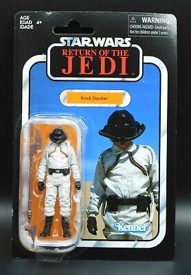 """2019 Star Wars The Vintage Collection 3.75/"""" Jabba/'s Skiff Guard Brock Starsher"""
