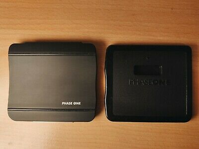 Metal Protective Cover for Mamiya / Phase One / Leaf digital black + body cap