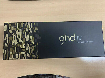 New Boxed Black Ghd Gold Professional,Hair Straighteners/Styler,