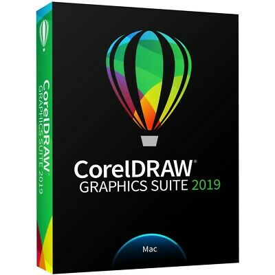 CorelDRAW Graphics Suite 2019 For Windows & MacOS immediate delivery ✅