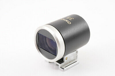 【Excellent+】CANON 35mm 35 View Finder For Rangefinder Leica From JAPAN