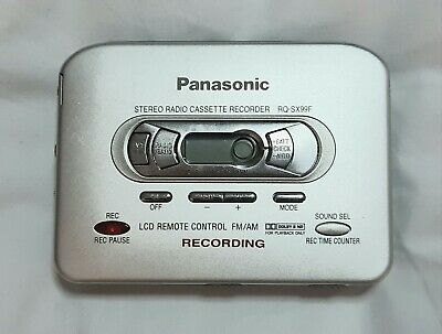 1 set of 2 belts for Panasonic RQ-SX56 RQ-SX57 RQ-SX58 RQ-SX60 Walkmans