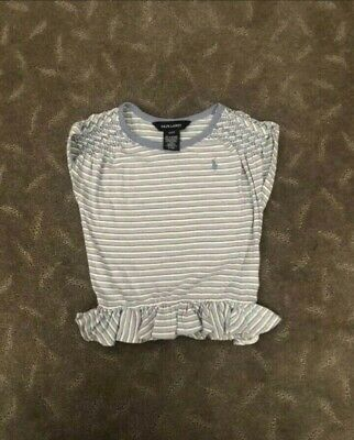 Polo Ralph Lauren baby girls top age 2. In exc condition