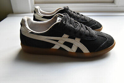 Asics Onitsuka Tiger Sneakers | Black Leather | Size 6 36