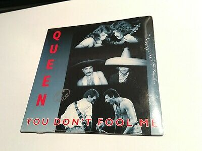 Queen-You Don't Fool Me-1996-Euro 2 Track Cd -Card Sleeve Sealed -Nm/M