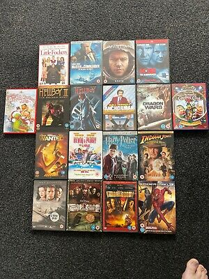 Job Lot DVD'S 20 DVDS ( 2 Are Box Sets)Excellent Condition