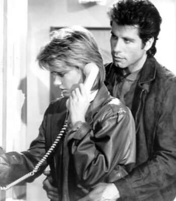 Olivia Newton John - With John Making A Phone Call !!!