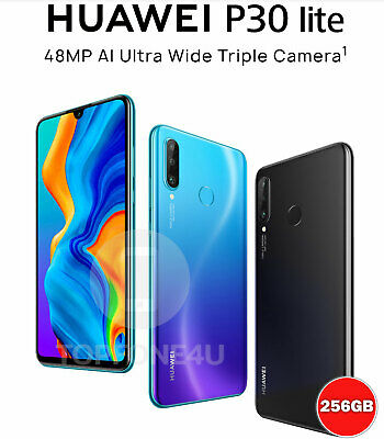 "Huawei P30 Lite MAR-LX2 6.15"" FHD+ Screen 6GB 256GB Dual Sim Unlocked"