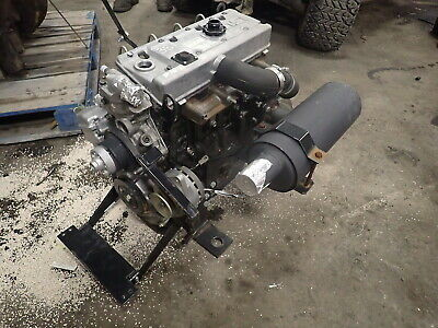 Isuzu 4LE1 Diesel Engine NEW! UNUSED Bobcat Excavator Compresor