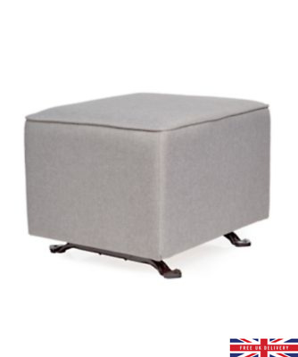 Mothercare Taplow Glider Footstool Grey NB738 Made for Taplow Glider Chair