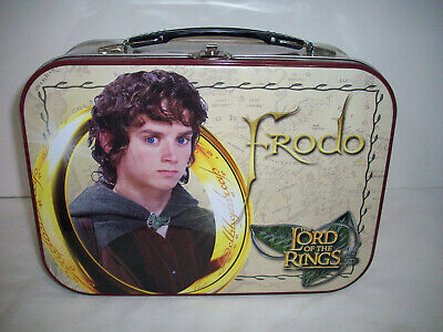 Lord of the Rings FRODO tin Lunchbox