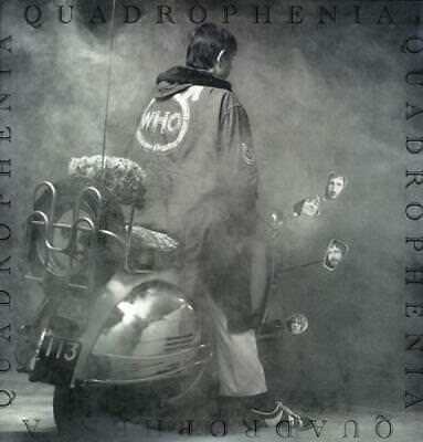 The Who - Quadrophenia ( Remastered 2 VINYL LP) NEU&OVP!!!  2011