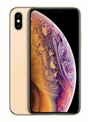 Apple iPhone XS 64GB (Unlocked) - Gold - 3 Months Apple Warranty Remaining