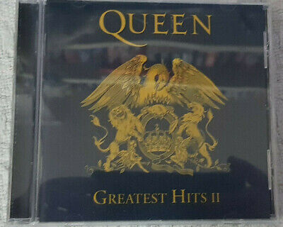 CD Album Queen -  Greatest Hits II (2011 Remastered) Remastered