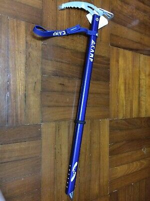 NEW-CAMP Piccozze Ice Axe XLA 210 70cm Shaft-collection In Hong Kong Only