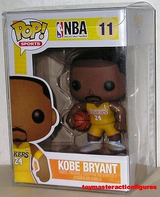 FUNKO POP 2013 SPORTS NBA LAKERS KOBE BRYANT #11 w/ Armband FIGURE In Stock