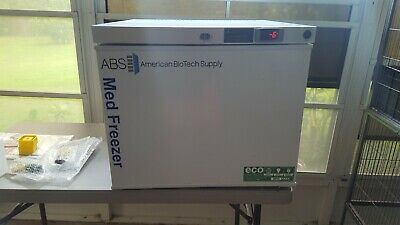 American BioTech Supply Med Freezer with Lock