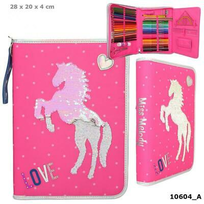 New Miss Melody Filled Pencil Case Xxl