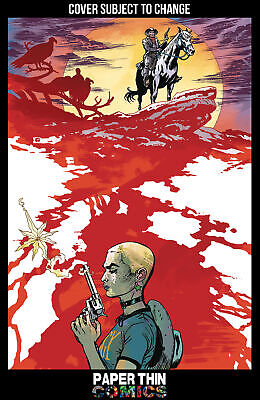 Undone By Blood #3 (Aftershock Comics) Preorder Apr 15 2020