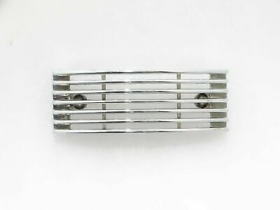NEW VESPA PX LML CHROME PLATED HORN CAST GRILL #VP527 CODE-3344