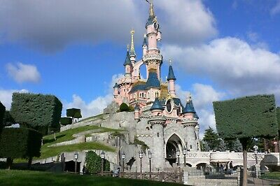 10x Disneyland Paris VIP FastPass for up to 5 people