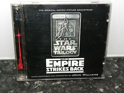 Star Wars Trilogy : The Empire Strikes Back [Soundtrack] John Williams (2CD)