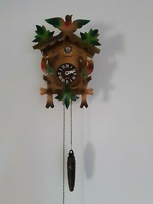 CUCKOO CLOCK,  Working, but needs some attention