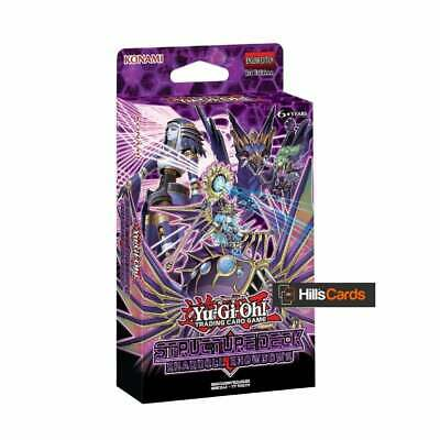 YuGiOh Shaddoll Showdown Structure Deck 1st Edition: New & Sealed SDSH TCG Cards