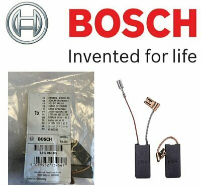 BOSCH 1617014145 Carbon Brushes (VERSION To Fit: GBH 8-45 DV Rotary Hammer)