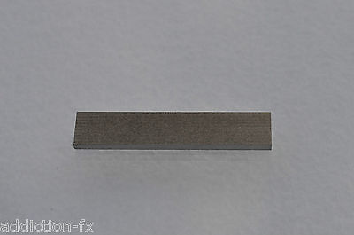"Qty 1 piece Alnico 5 guitar bar magnet,Rough,2.36/"" length,Magnetized"