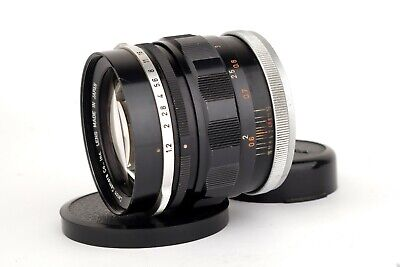 CANON FL 58mm F1.2 fast lens