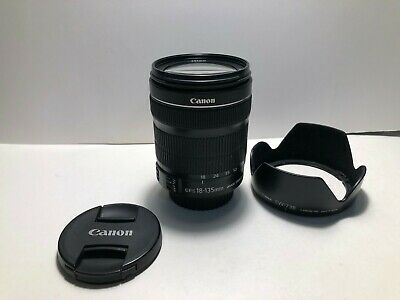 Canon 18-135 mm F3.5-5.6 IS STM