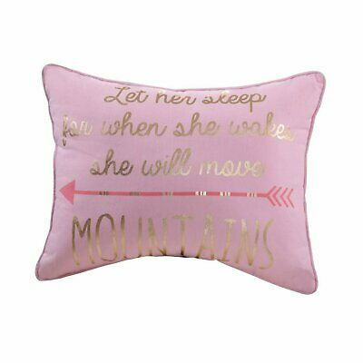 Levtex Home Baby Pillow, Move Mountains