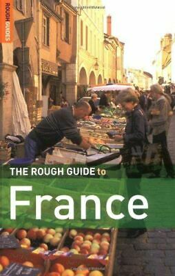 The Rough Guide to France (Rough Guide Travel Guides), David Abram, Very Good, P