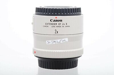 Used Canon Extender EF 2X II (SH33954)