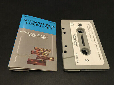 Pseudo Echo Autumnal Park New Zealand Cassette Tape