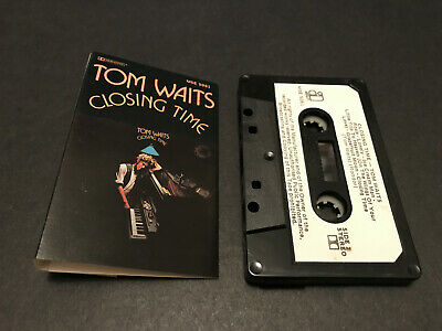 TOM WAITS - Big Time - Cassette - $5.99 | PicClick