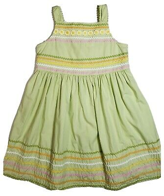 GYMBOREE PRETTY POSIES RIC RAC STRIPE KNIT DRESS 4 5 6 7 8 NWT