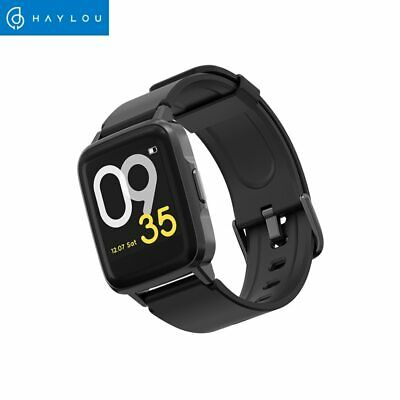 Haylou LS01 Global Version 9 Sport Modes Smart Watch for Android ios Wristwatch
