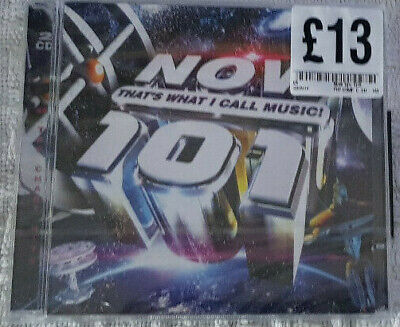 CD Album NOW Thats What I Call Music! 101 (2CD) NEW