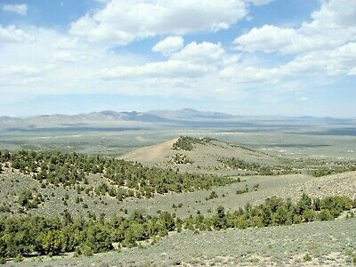 160 Acres Mountain Ranch Nevada Trees Borders 1200 Acres Blm Views!