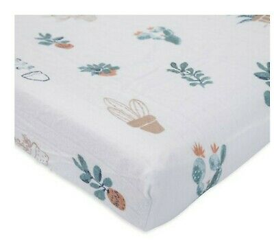 Little Unicorn Muslin Changing Pad Cover Prickle Pots