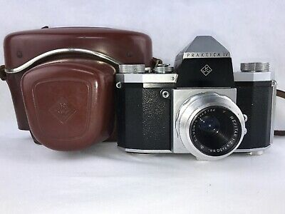 Praktica IV 35mm Film Camera (Version 2 1960-1964)