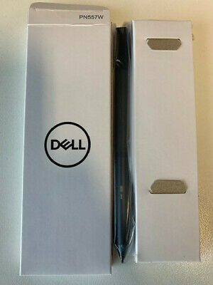 Dell PN557W Bluetooth Active Stylus Pen - Black BRAND NEW