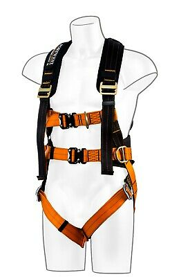 PORTWEST Ultra 3 Point Harness Quick Release Buckles Adjustment Points FP73